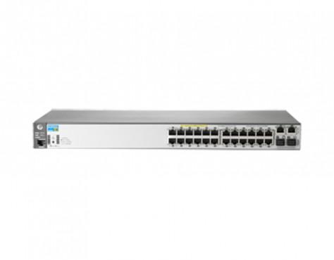 J9624A - HP ProCurve 2620-24 dont 12 PoE+