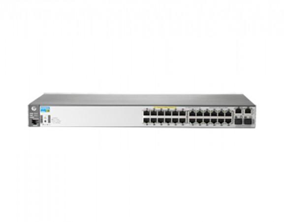 J9624a Switch Hp Procurve 2620 24 Dont 12 Poe