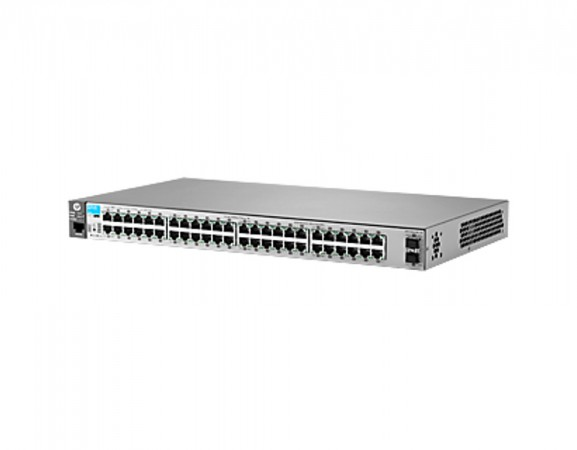 J9855A - HP ProCurve 2530-48G 2 SFP+