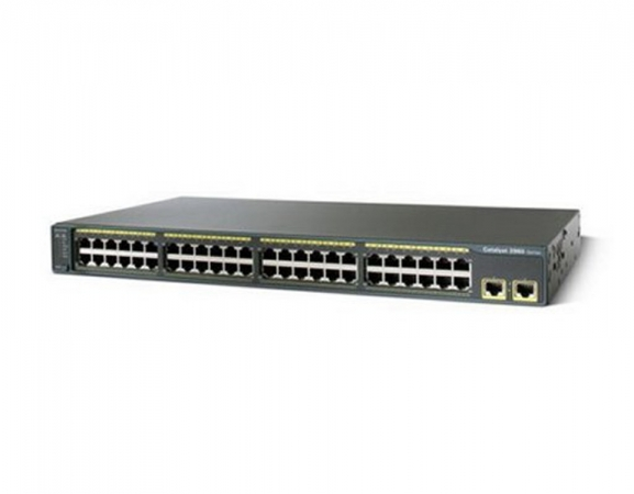 WS-C2960-48TT-L - Switch Cisco Catalyst 2960 48 port
