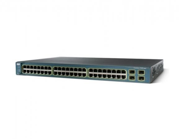 WS-C3560-48TS-S - Switch Cisco Catalyst 48 port