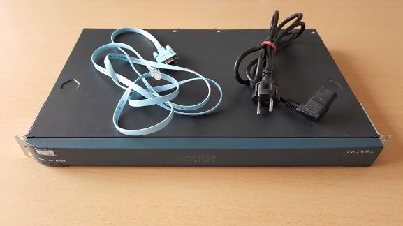 Matériel pour se connecter en console à un équipement Cisco